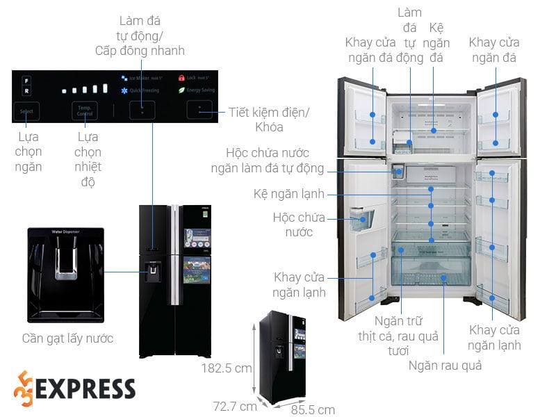 hitachi-r-fw690pgv7x-gbk-540-lit-35express