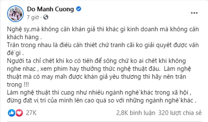 den-luot-ntk-do-manh-cuong-ung-ho-y-kien-khan-gia-nuoi-nghe-si-1-35express